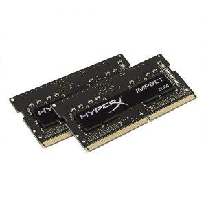 Kingston Hx421s13ibk2 16 Ddr4 Nb So-dimm Hyperx Impact Black Ddr4-2133 8gb X2 Kit