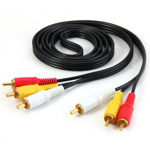 3RCA TO 3RCA 1.5M